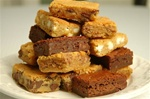 Brownie & Blondie Platter